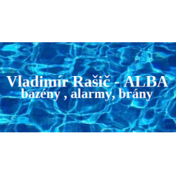 Logo Vladimír Rašič - Alba