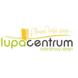 Logo Lupacentrum - interiérový dizajn