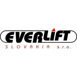 Logo EverLift Slovakia - žeriavy, manipulačná technika