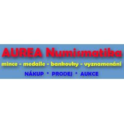 AUREA Numismatika a.s. Praha 3