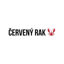 Logo ČERVENÝ RAK - reštaurácia, piváreň