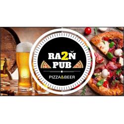 RA2Ň PUB - rozvoz pizze Banská Bystrica