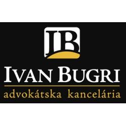 Mgr. Ivan Bugri, advokát Zvolen