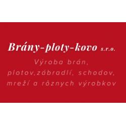 Brány-ploty-kovo s. r. o. Jánovce