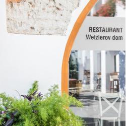 Reštaurácia Wetzlerov Dom Trnava