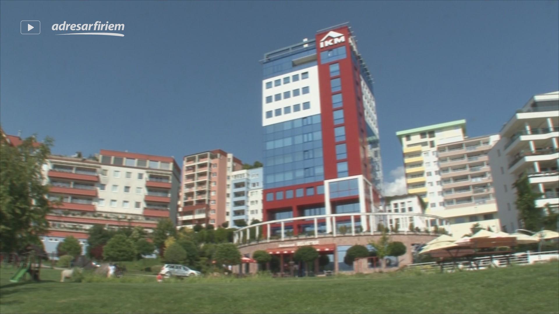 Video I.K.M. REALITY - STAVING BB Banská Bystrica