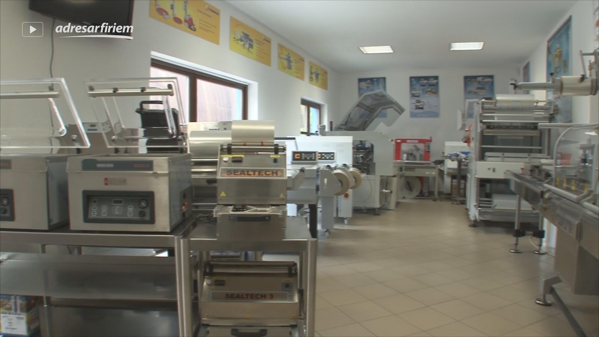 Video TECHNOPACK-SLOVAKIA, s.r.o. Zvolen