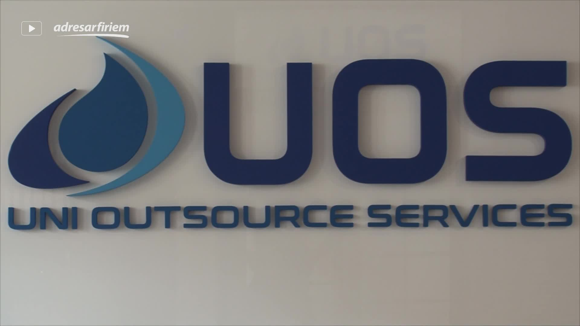 Video UOS - Uni Outsource Services s.r.o. Zvolen