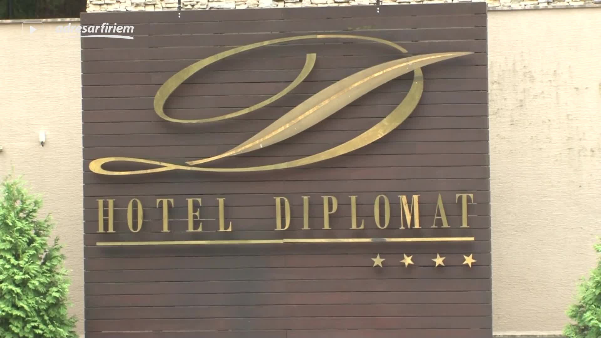 Video Wellness Hotel Diplomat **** Rajecké Teplice