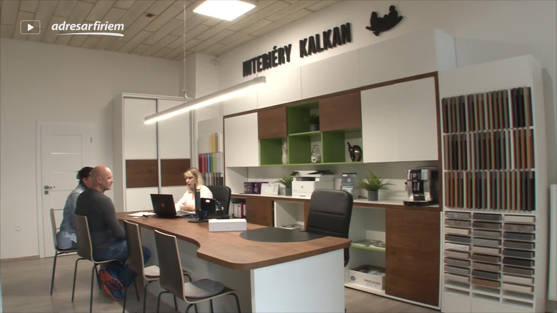 Video Interiéry KALKAN Trnava
