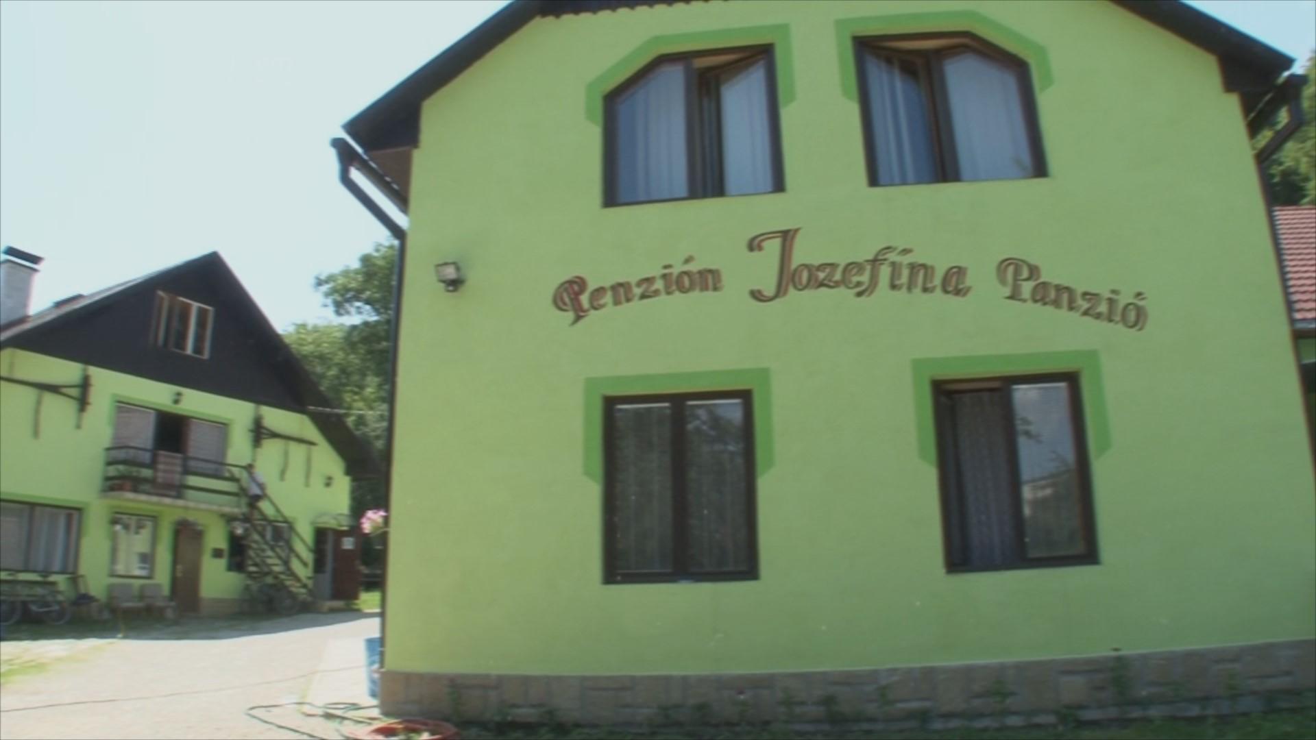 Video Penzión Jozefína Krásnohorská Dlhá Lúka