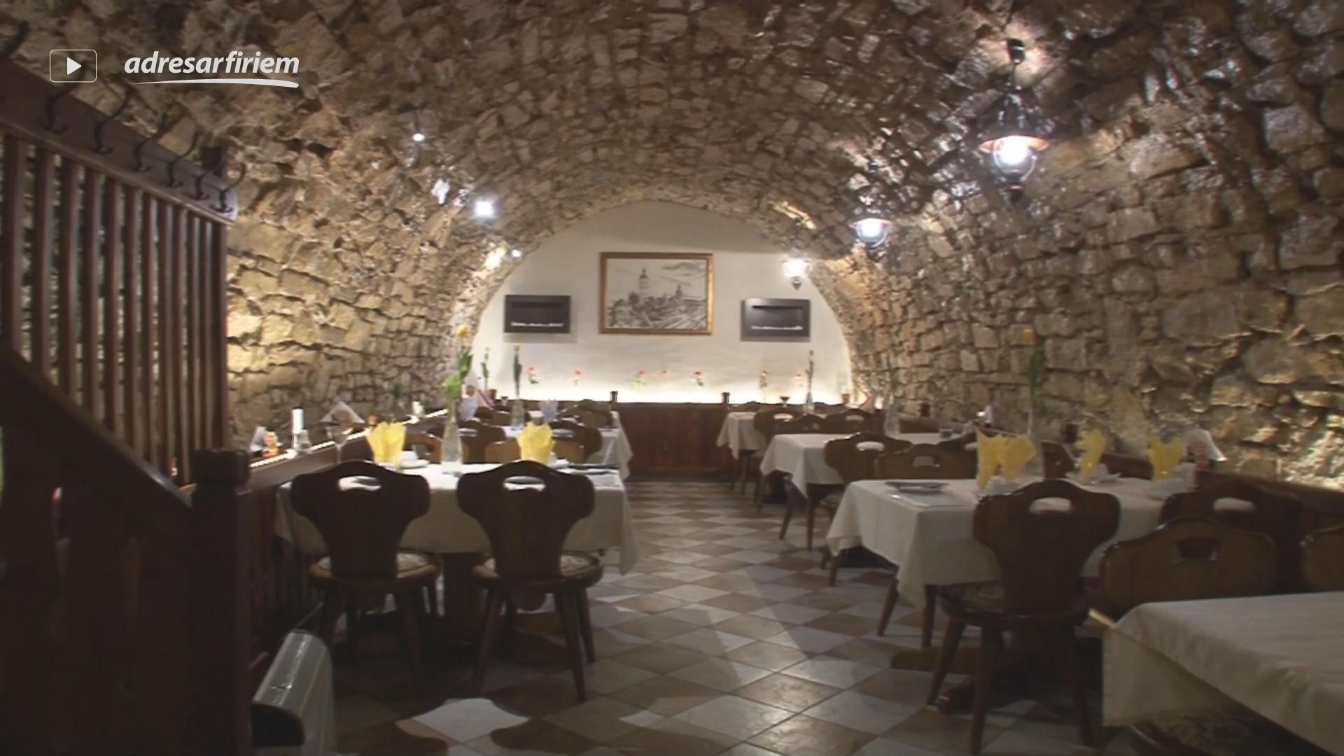 Video Starobystrická reštaurácia Banská Bystrica