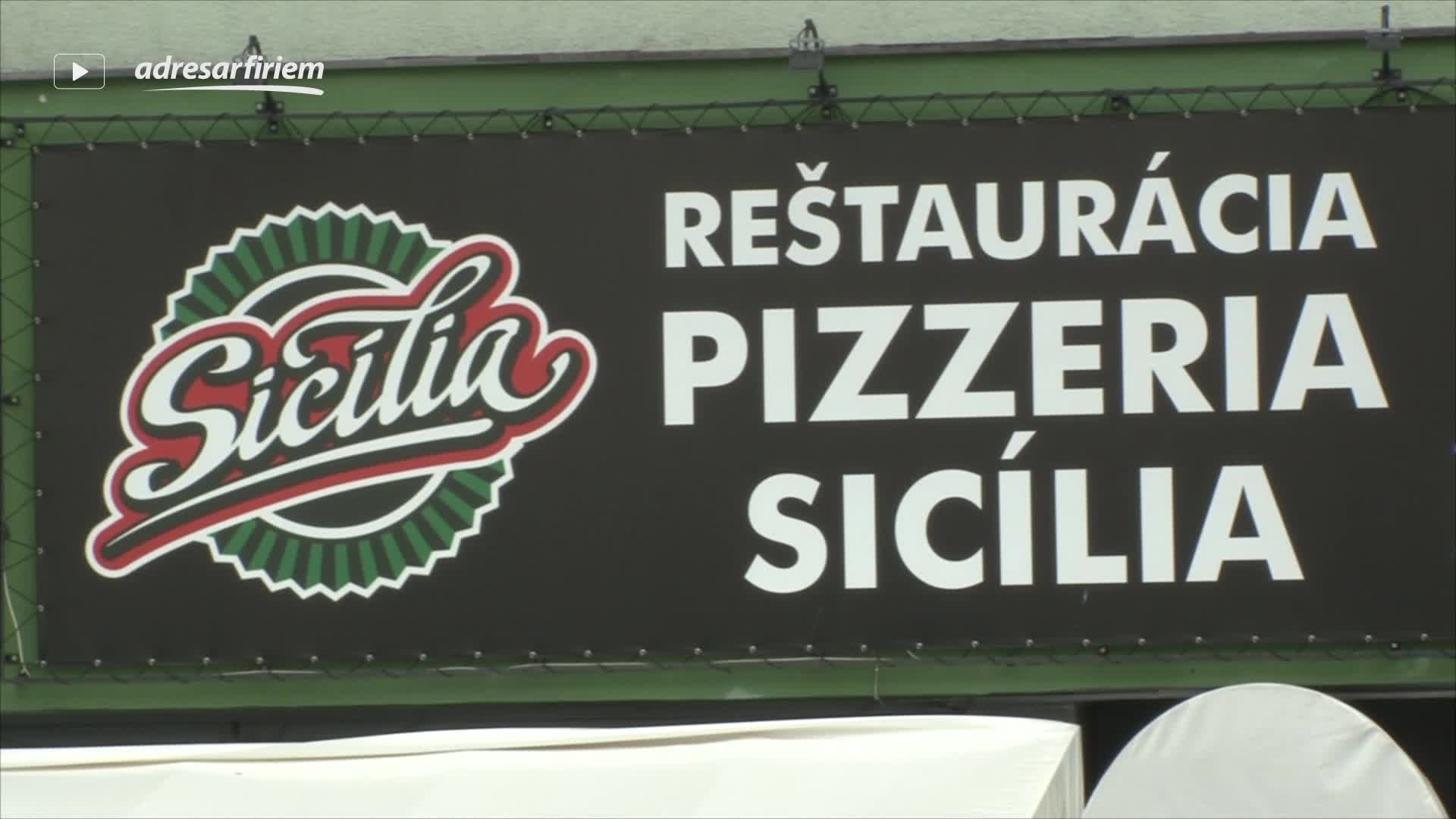 Video Pizzeria Sicilia Bratislava - Petržalka