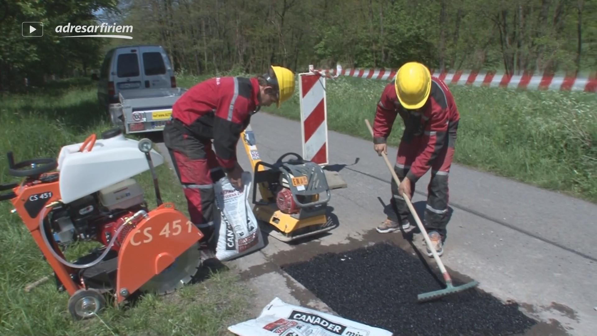 Video AMSTAVBA s.r.o. - čistenie a monitoring kanalizácie Banská Bystrica