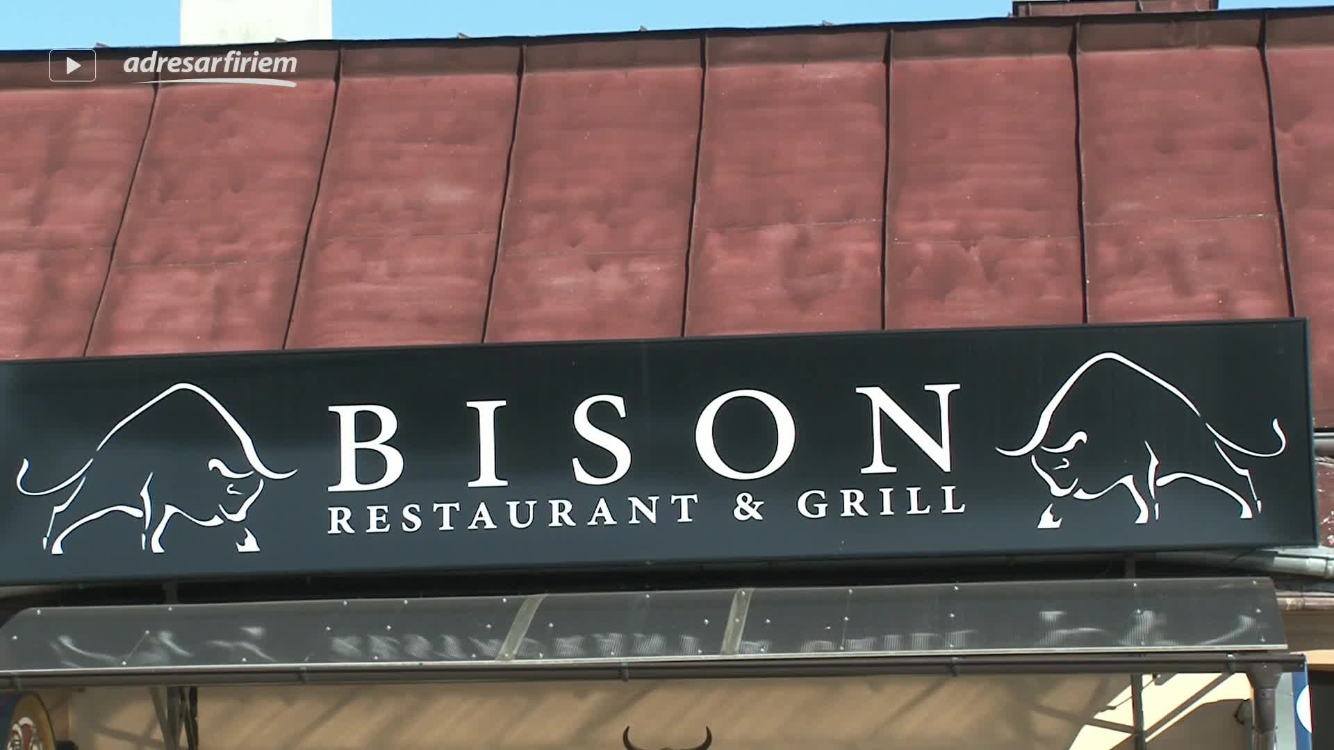 Video BISON Restaurant & Grill Michalovce