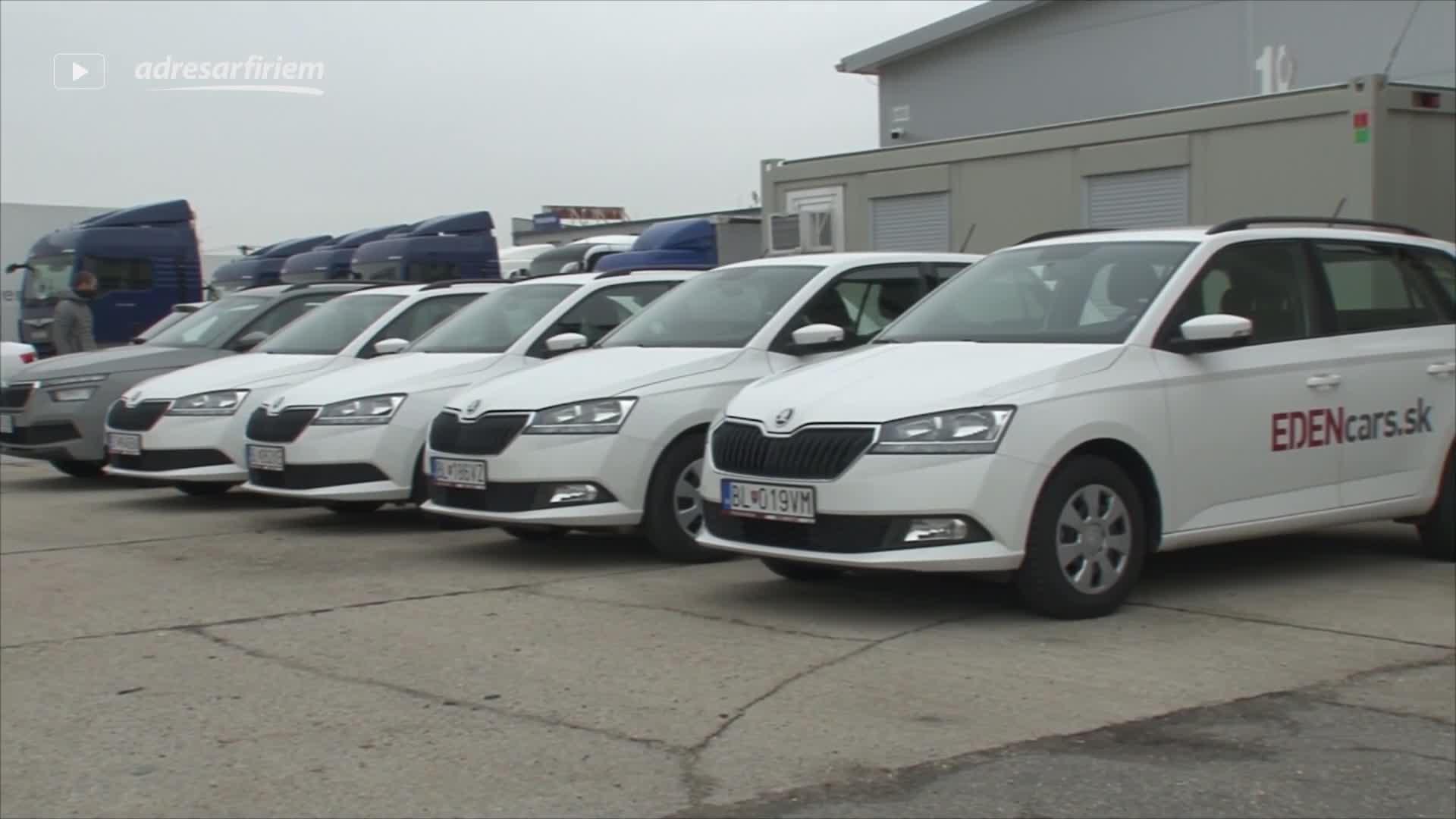 Video EDENbazar.sk - autá so zárukou Bratislava