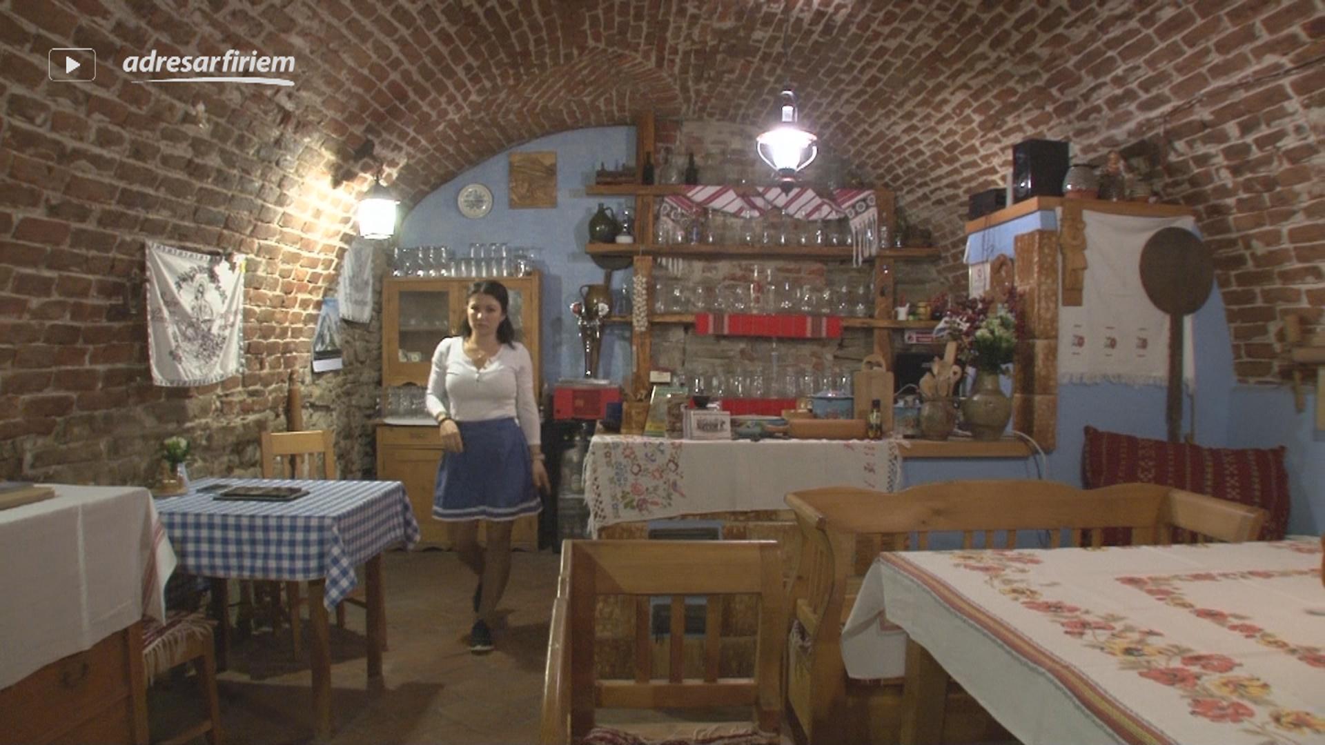 Video Reštaurácia ŠARIŠSKÁ CHIŽA Prešov