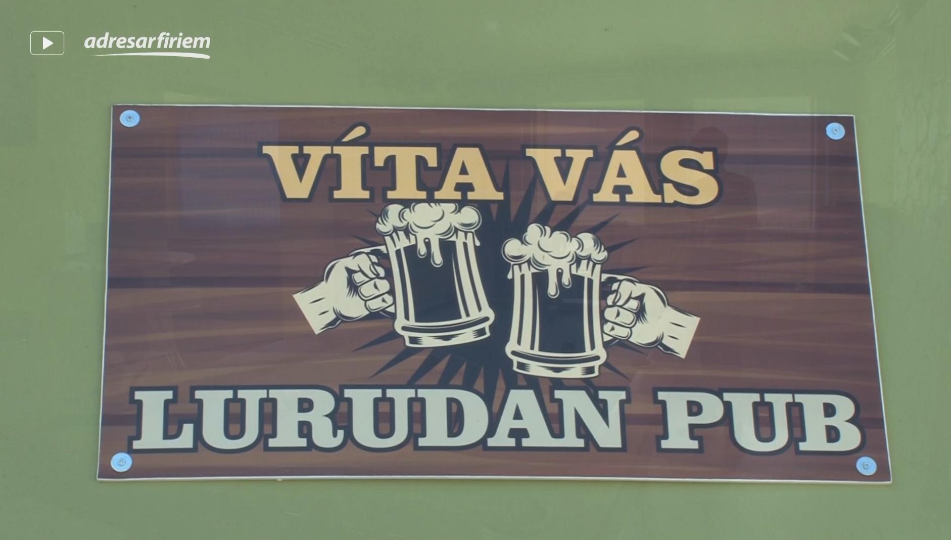 Video Lurudan Pub a Penzión Pohronská Polhora
