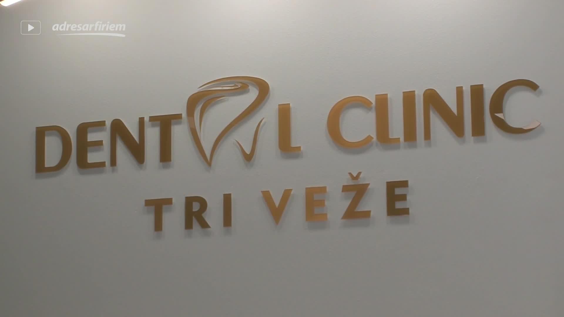 Video Dental Clinic Tri veže s. r. o. Považská Bystrica