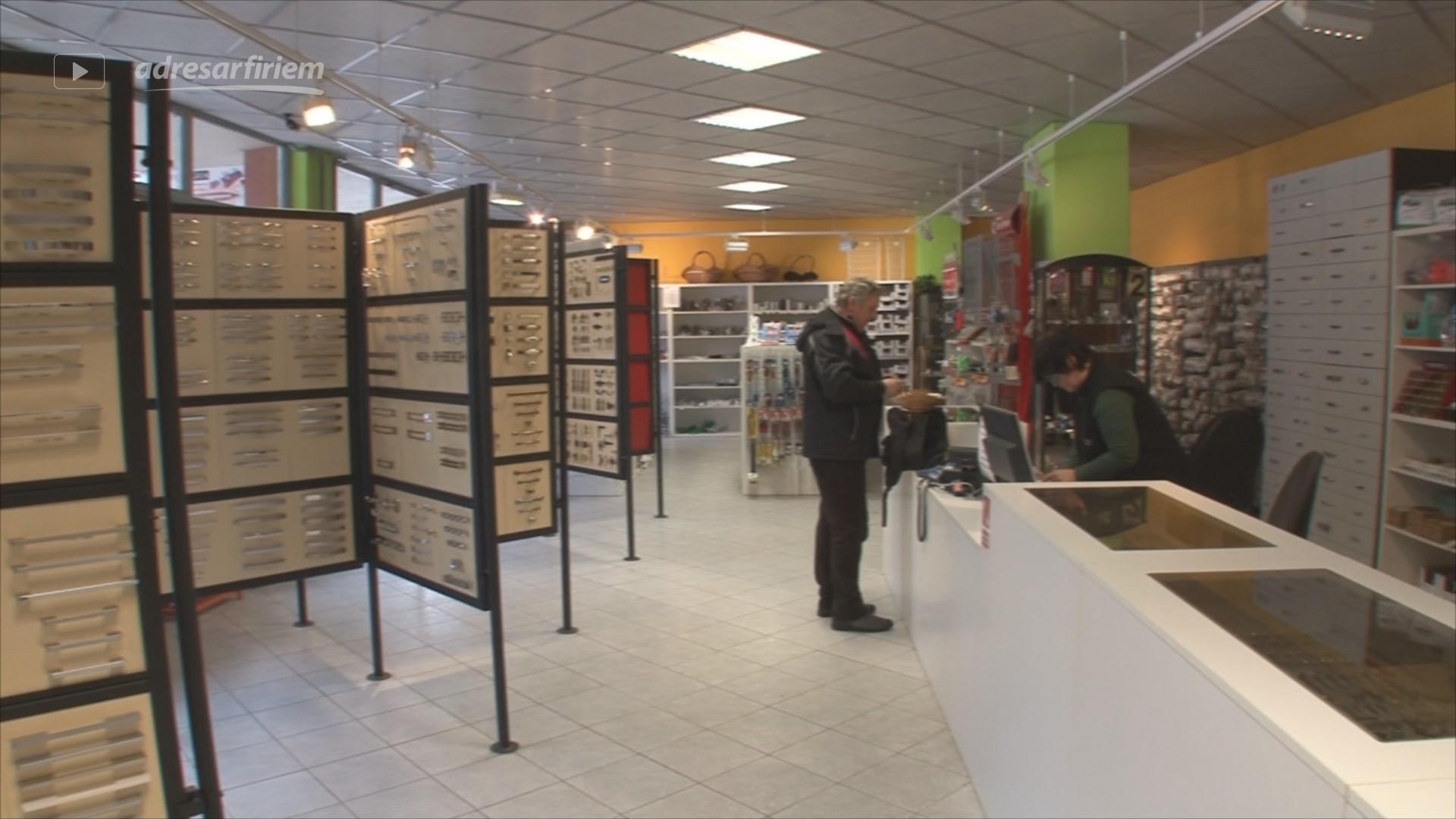 Video KNK PLUS - zámky, kľučky, kovania Banská Bystrica