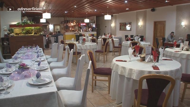 Video Reštaurácia SOPRANO Banská Bystrica