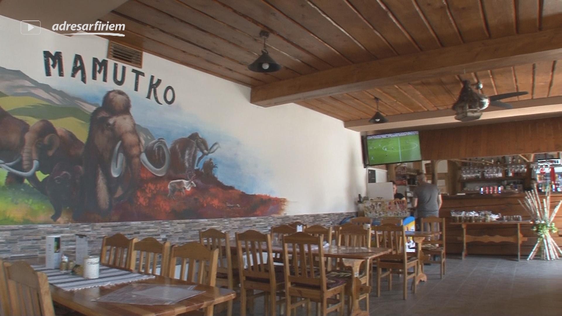 Video Reštaurácia Mamutko Banská Bystrica