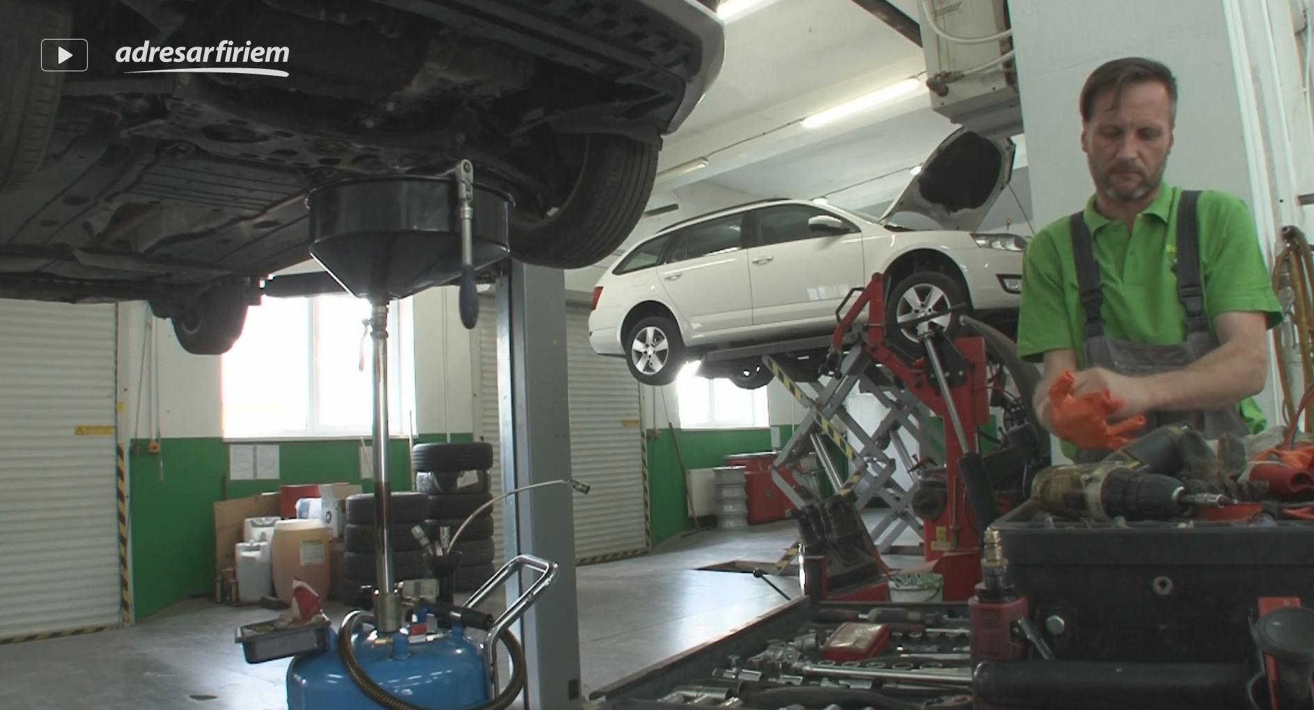 Video Autoservis CarSpot Banská Bystrica