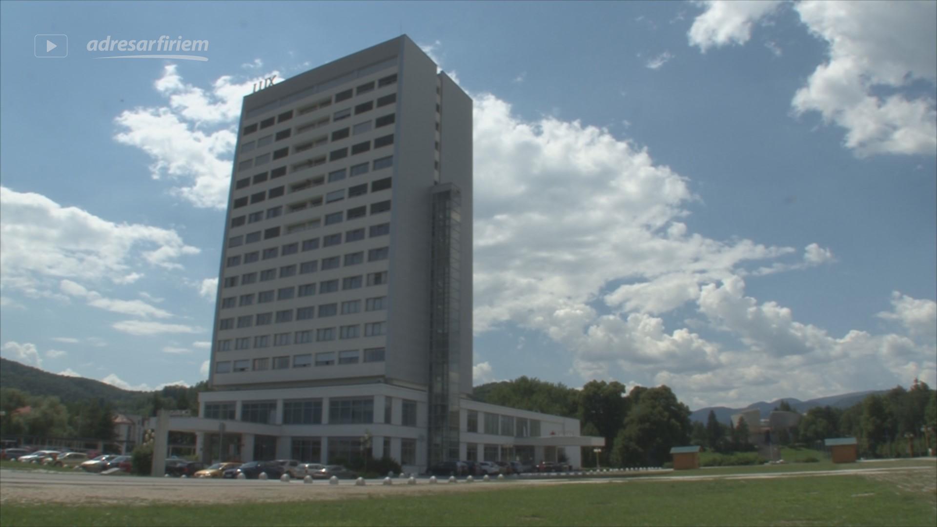 Video HOTEL LUX Banská Bystrica Banská Bystrica